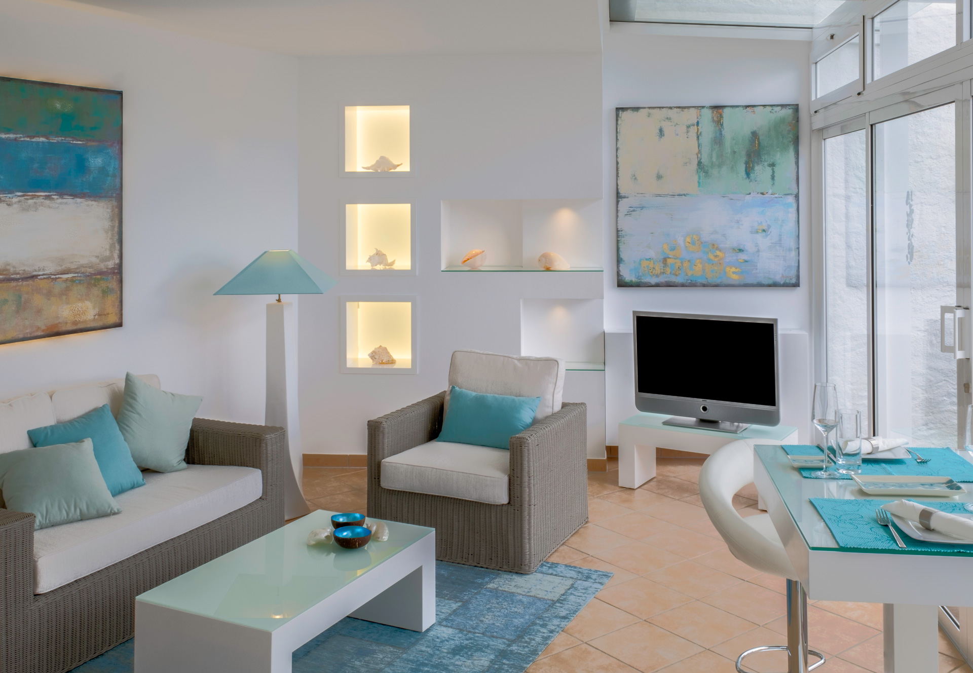Casa San Marco im Jardin de la Paz: Design-Suite mit Meerblick
